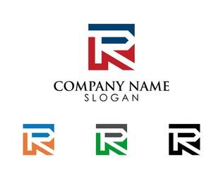Square Logo R