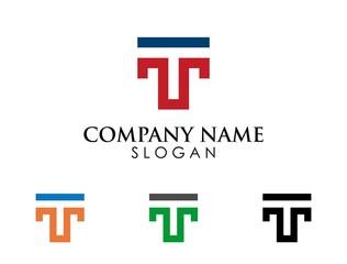 Square Logo T