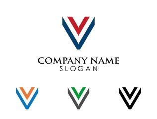 Square Logo V
