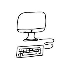 Computer sketh