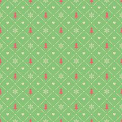 seamless christmas pattern