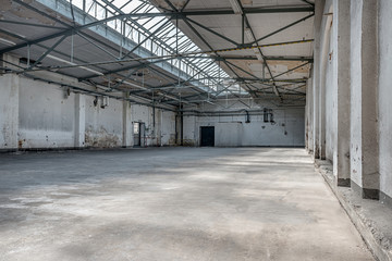 alte fabrikhalle 1