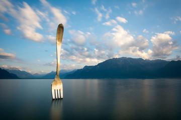 Vevey's Fork