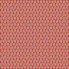 Hintergrund mit roten Pünktchen
