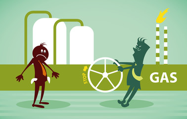 Gas crisis