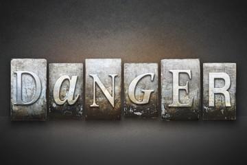 Danger Letterpress