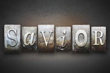 Savior Letterpress
