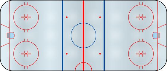 hockey court