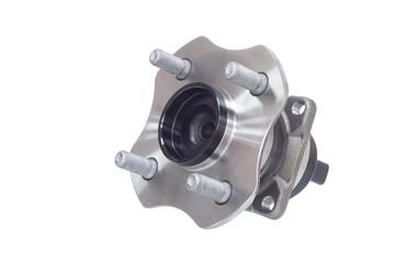 wheel bearing kit for car on white