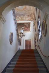 Scalone_ entrata_ Palazzo_Orsetti