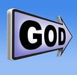 Obrazy na płótnie, fototapety, zdjęcia, fotoobrazy drukowane : God the lord