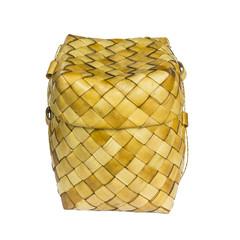 hand craft handmade bamboo weaving