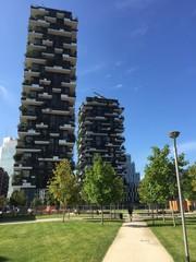 Bosco verticale Milano porta nuova grattacieli