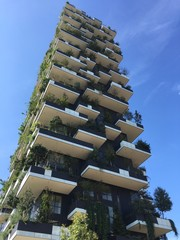 Bosco verticale Milano porta nuova residenze grattacielo