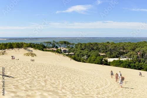 dune du Pilat, La Teste-de-Buch, Gironde, 33 - 71691337