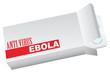 Box with anti virus ebola
