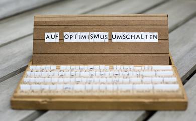 Auf Optimismus umschalten