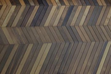 zigzag pattern wooden background