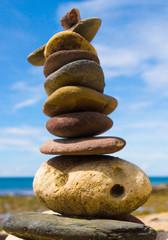Zen Pebbles Stable Object