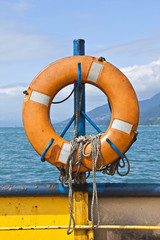 Ferryboat Life buoy