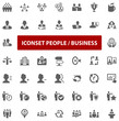 Top Iconset - People Business