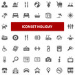 Top Iconset - Holiday