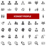Top Iconset - People