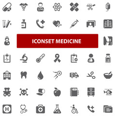 Top Iconset - Medicine