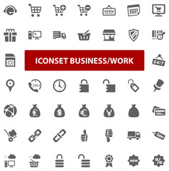 Top Iconset - Business Work