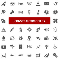 Top Iconset - Automobile II