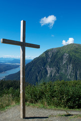Cross on Hilltop