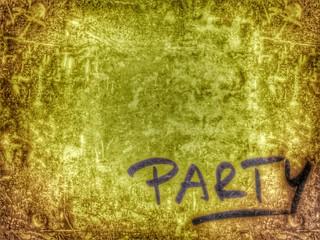 Party Hintergrund...