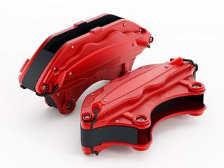 High performance brake calipers