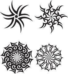 Tattoo Tribalsonnen