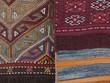 Orientalische Teppiche im Basar an der Blauem Moschee