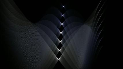 линии  световые