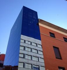 Detalle de un edificio