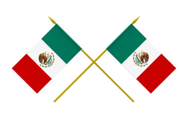 Flags, Mexico