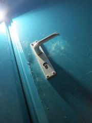 door handle break in