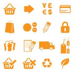 Internet Shopping Icons