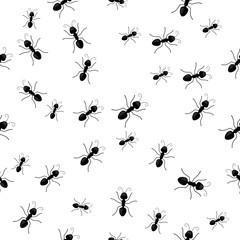 Seamless Ants