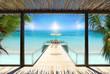 Tropical Honeymoon Resort
