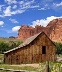 Gifford Barn Capitol Reef National Park