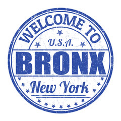 Welcome to Bronx stamp