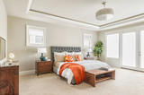 Beautiful Furnished Bedroom in New Luxury Home