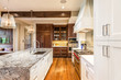 Beautiful Kitchen in Luxury Home - 71711310