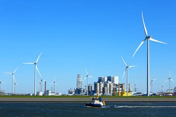 Steinkohlekraftwerk Eemshaven