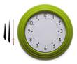 Green Clock - 71712366