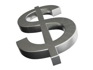 Dollar 3D Concept Steel