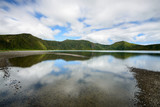 Espelho da natureza poster